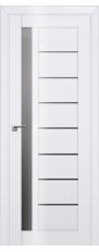 Door 37L White suite, graphite