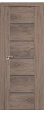 Door 99x Oak salinas dark, graphite