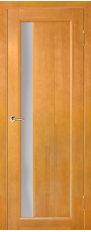 Door Vega 6, light nut